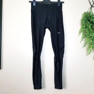 Nike Pants - Nike | Dri-Fit Black Tech Tight